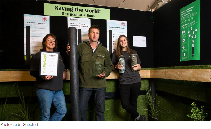 Fieldays Launch NZ Award